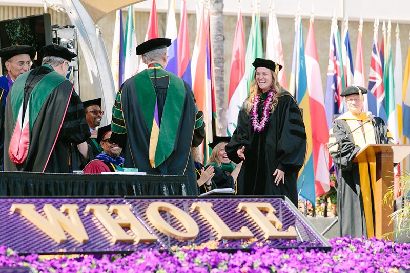 School of Medicine's Class of 2017 includes 11,000th graduate in school's history