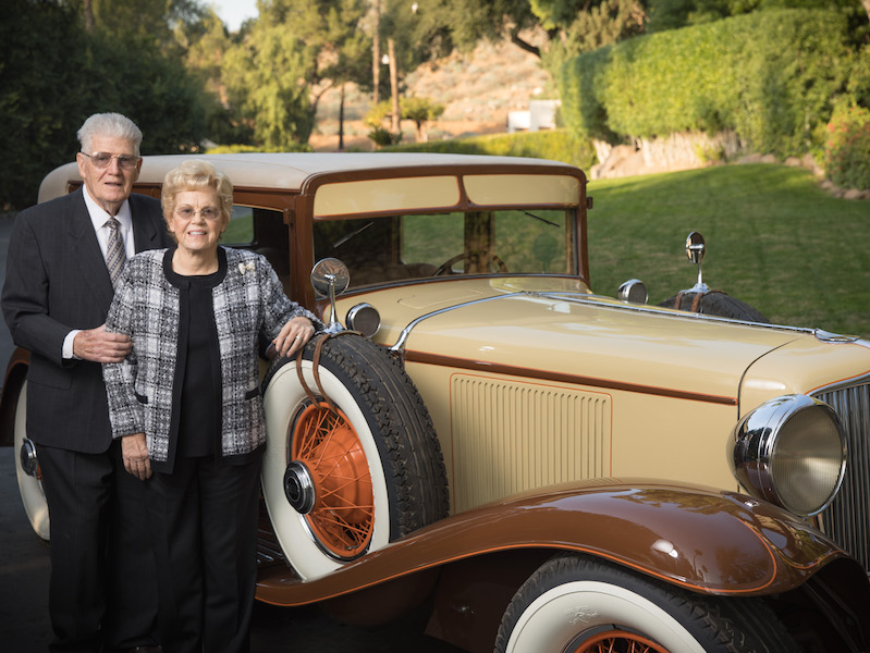 LLUCH to benefit from sale of classic car at Barrett-Jackson