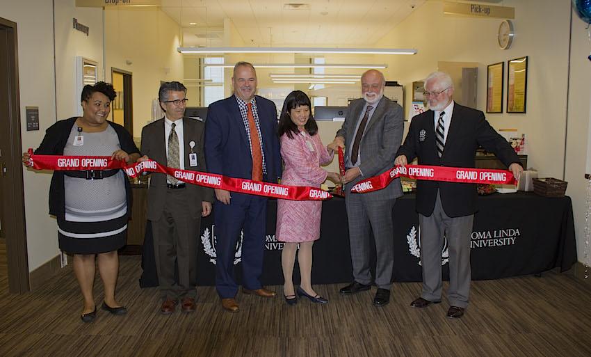Community pharmacy opens at San Bernardino campus