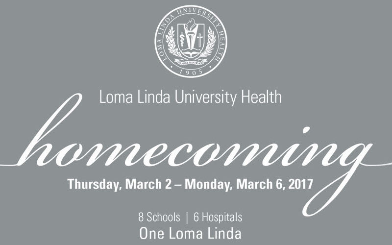 Loma Linda University Health hosts 'One Homecoming' March 2-6