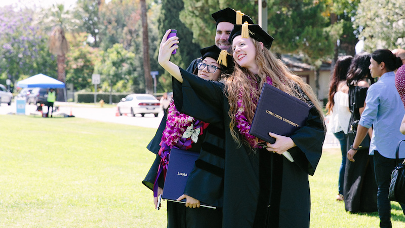 School of Pharmacy graduates 82 students