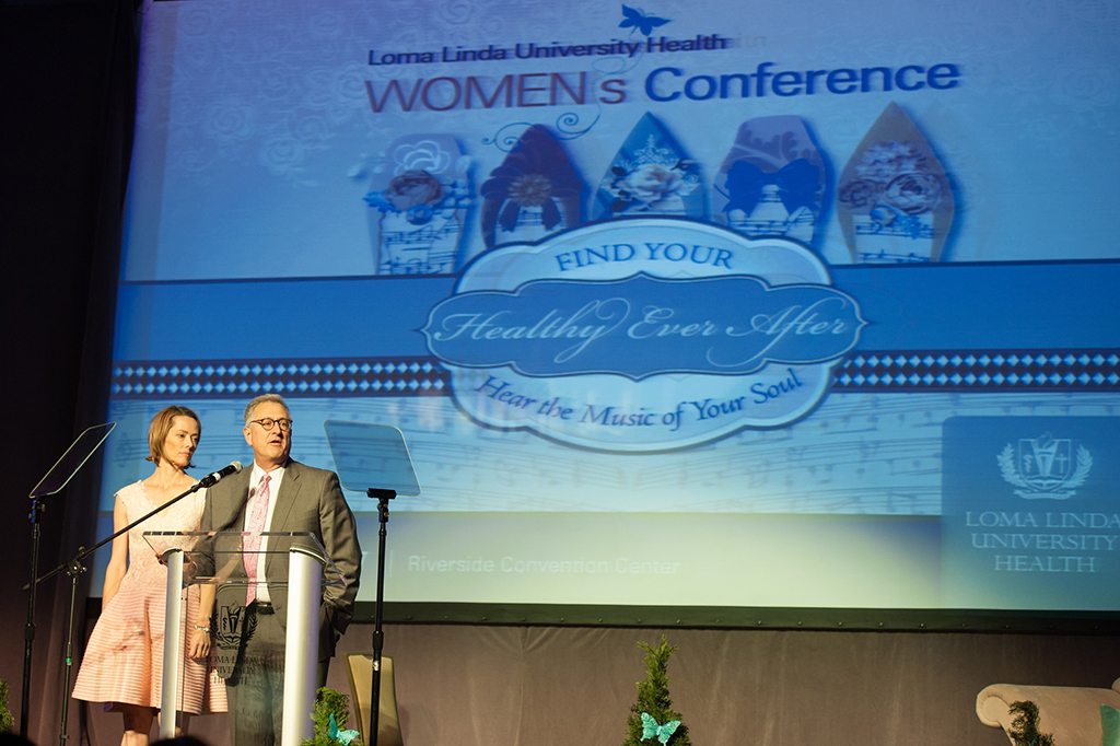 Health and wellness focus of Women's Conference