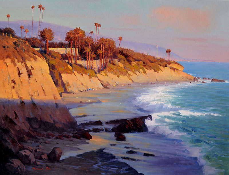 California Impressionist painter Michael Situ to demonstrate award-winning technique in Loma Linda