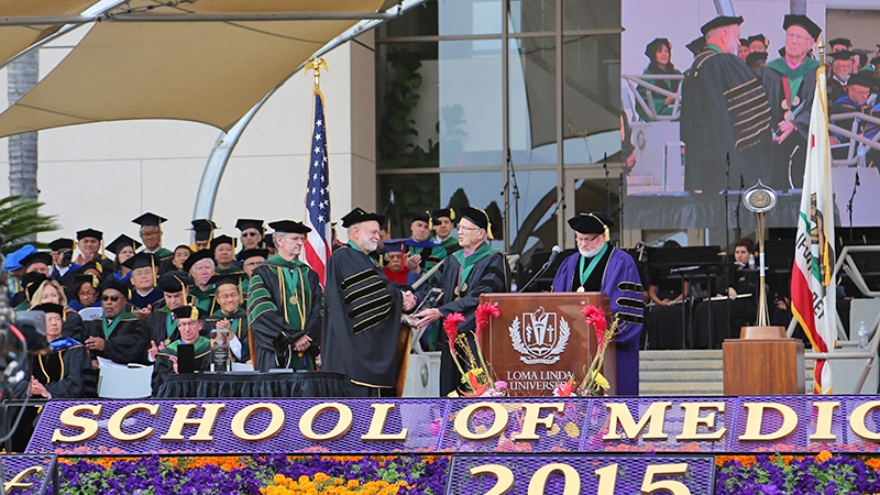Loma Linda University Health prepares for commencement season