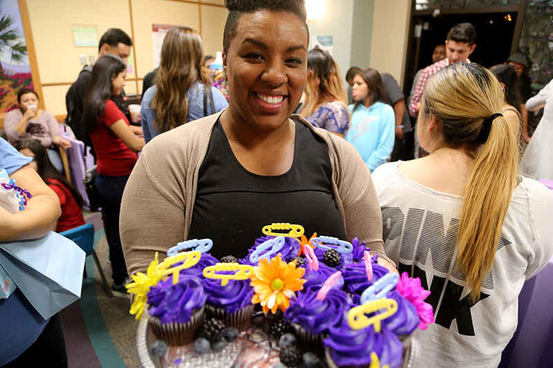 Baby shower at Loma Linda University Children's Hospital highlights  Prematurity Awareness Month