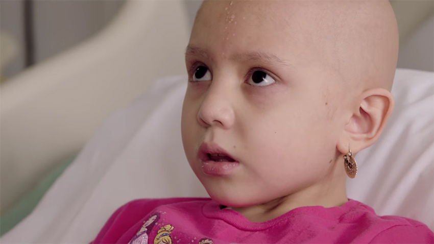 Community comes together to raise awareness for childhood cancer