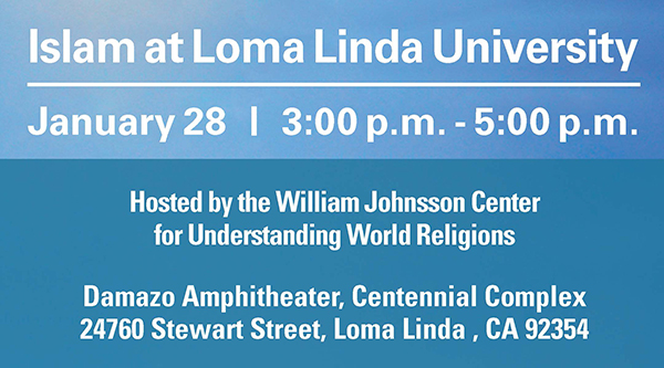 Inaugural event of new Center for Understanding World Religions