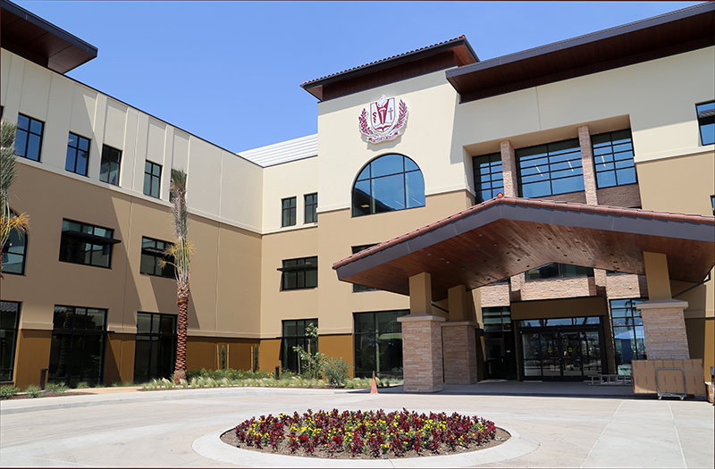 Ribbon cutting ceremony for Loma Linda University Health – San Bernardino celebrates history, relationships and the future