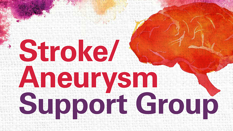 Stroke/Aneurysm Support Group