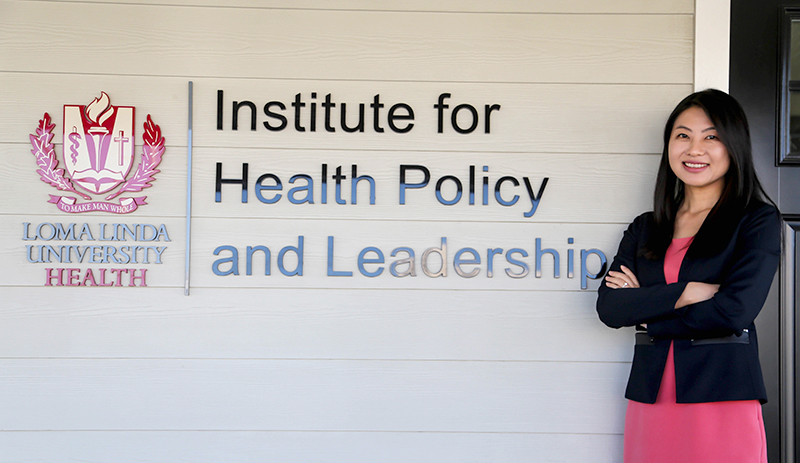 New director appointed at Institute for Health Policy and Leadership