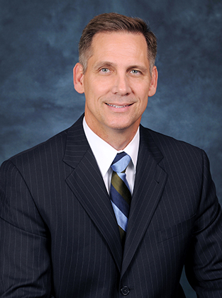 New VP VandenBosch joins LLU Medical Center