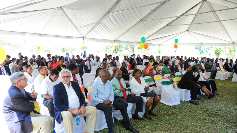 Adventist hospital in Haiti celebrates 35 years of service with the opening of a new state-of-the-art surgical suite