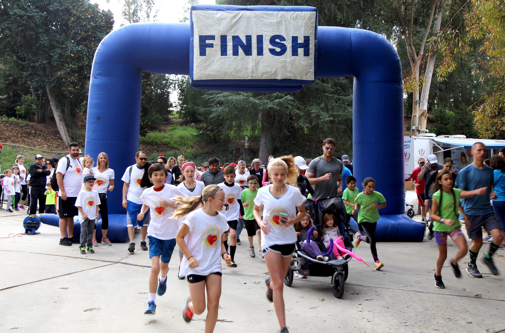 4th annual Family Fitness Fun 5K and Expo raises $11,000 for