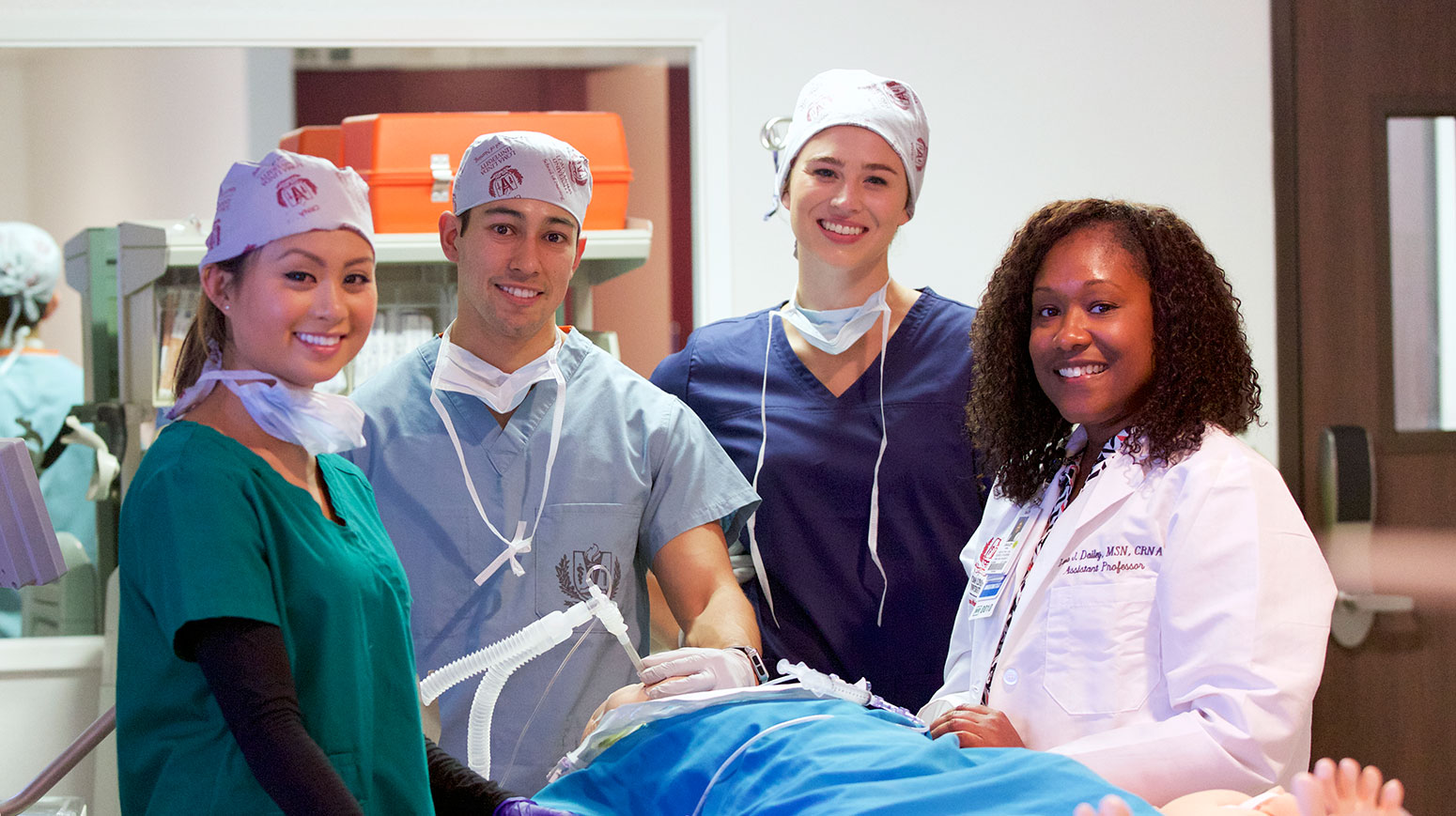 Loma Linda University School Of Nursing Advances Nurse Anesthesia