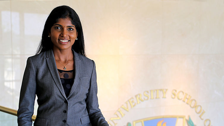 Maheswari Senthil, MD, a surgical oncologist at Loma Linda University Cancer Center