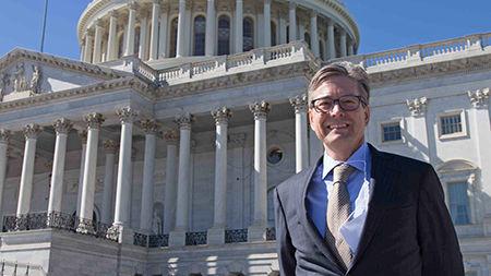 Warren Boling Jr., MD, chair of neurosurgery at Loma Linda University Health