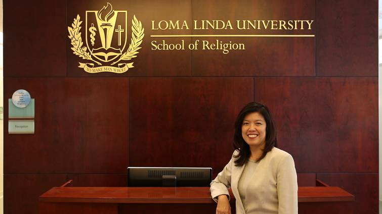 Program director Angela H. Li, MA, MBA, BCC