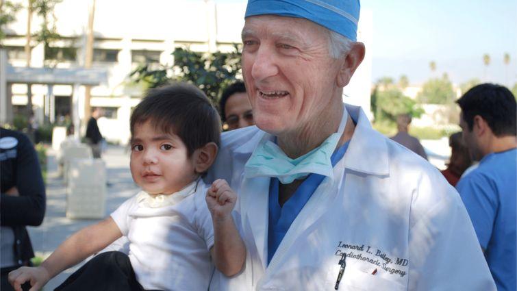 Dr. Leonard Bailey