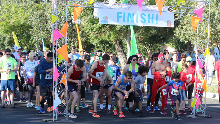 Loma Linda University Behavioral Medicine Center 5k To Support