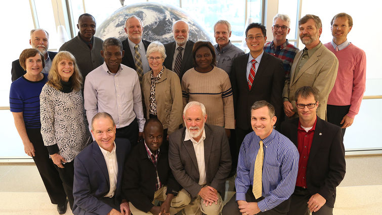 Members of Christian Academy of African Physicians (CAAP).