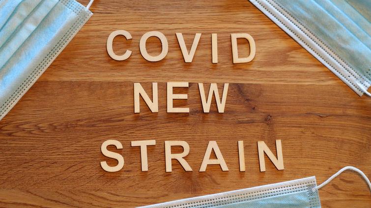 New strain of COVID-19
