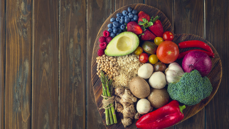 reducing heart disease risk with plant-based diet