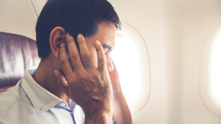 Fear Of Flying Phobia