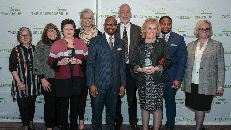 Leapfrog Top Hospital Awards