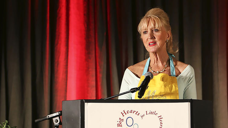 Martha Green will host the 19th annual Dishes for Wishes on Wednesday, Oct. 17.