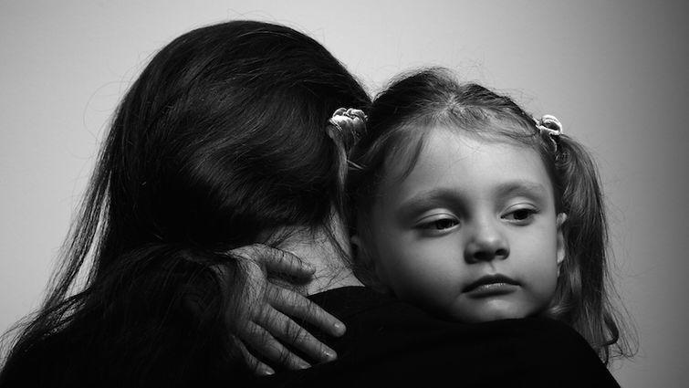 Child with trauma