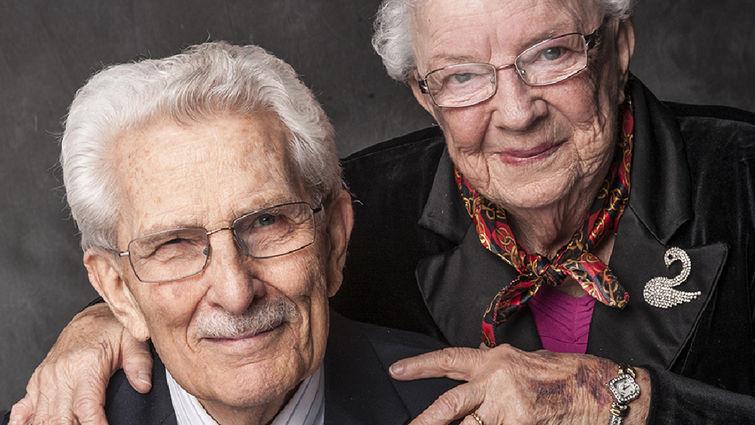 Roy and Betty Jutzy