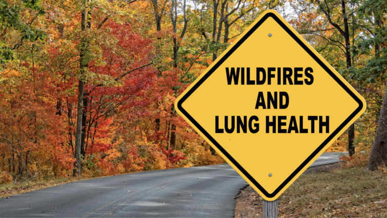 Wildfires and Lung Health