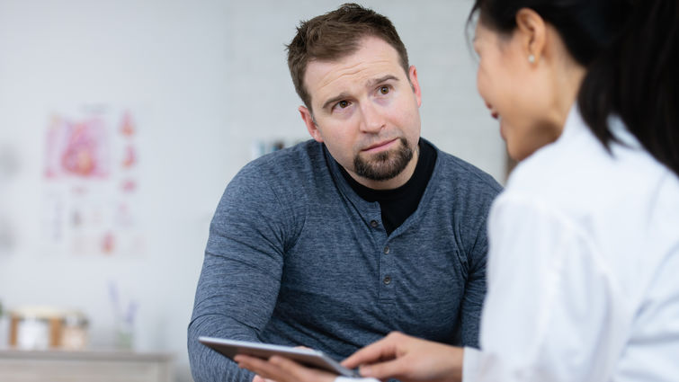 How some urology issues in men may signal greater health