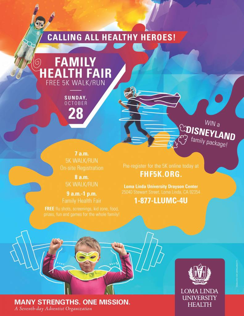 Family Health Fair 2018