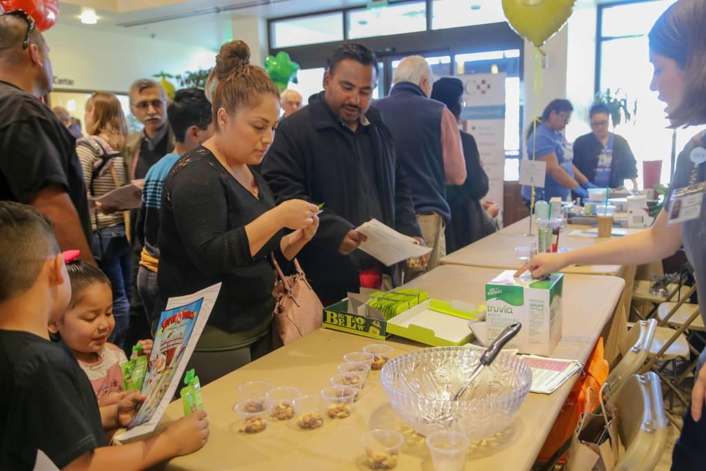 The community event took place on Feb. 25 at Loma Linda University Health - San Bernardino.