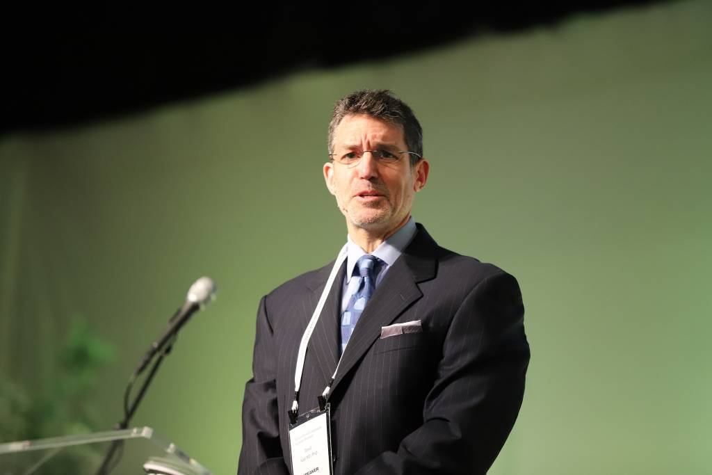 David Katz, MD, MPH, Yale University School of Medicine, discussed the importance of reversing chronic disease with plant-based diets.