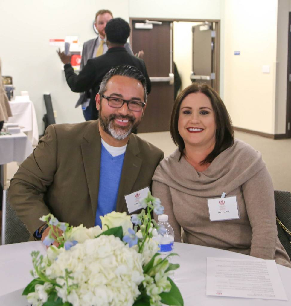 Husband and wife, Carlos and Teresa Meras, were former patients of the Behavioral Medicine Center and shared their struggles and triumphs after the Las Vegas shooting.