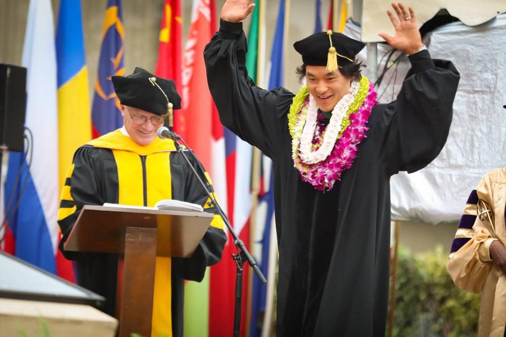 School of Medicine's Class of 2018 Commencement