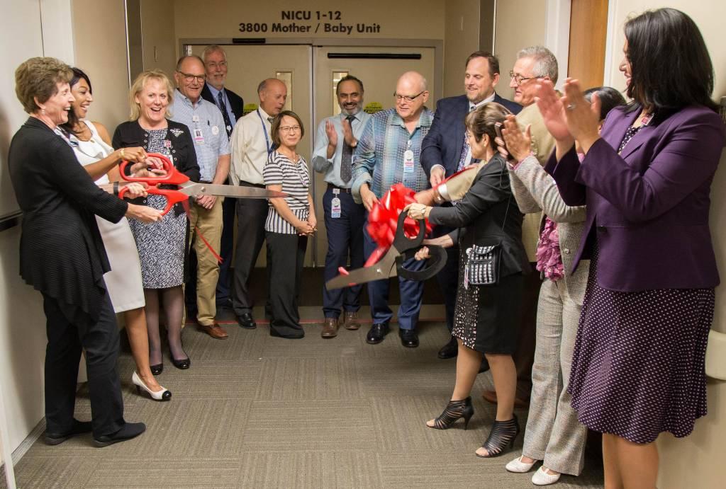 Tiny Baby Program begins at Loma Linda University Children's Hospital