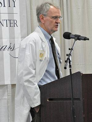 Dr. Roger Hadley shares his memories