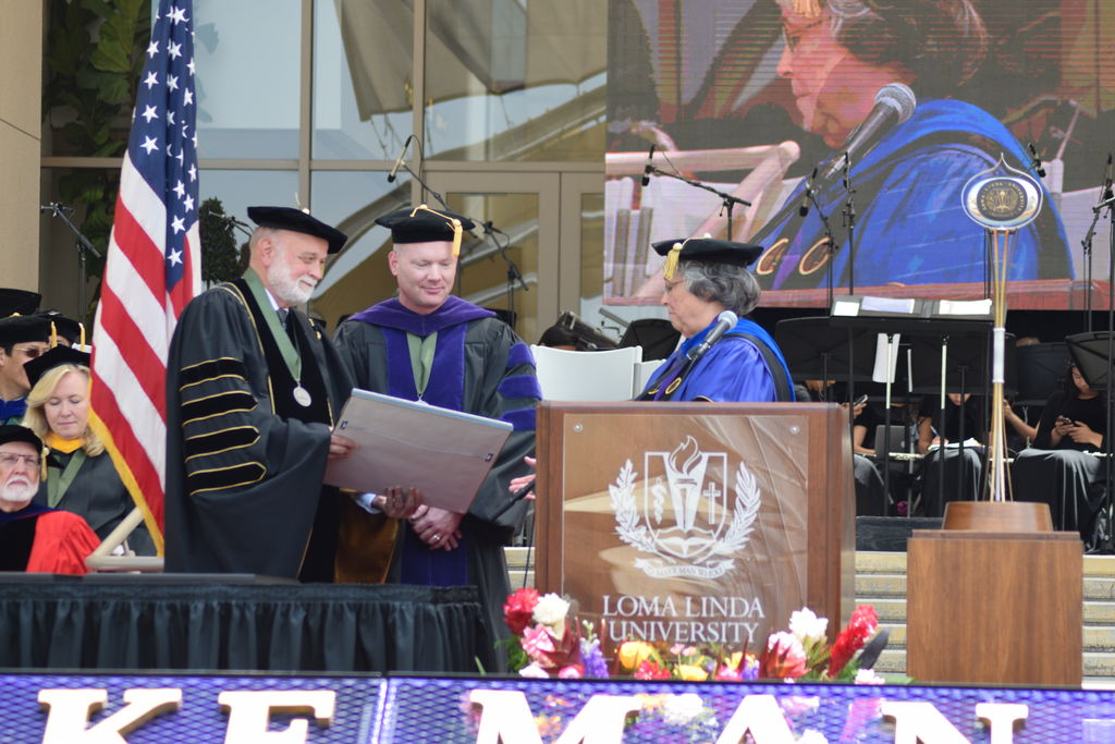 School of Pharmacy 2016 Commencement