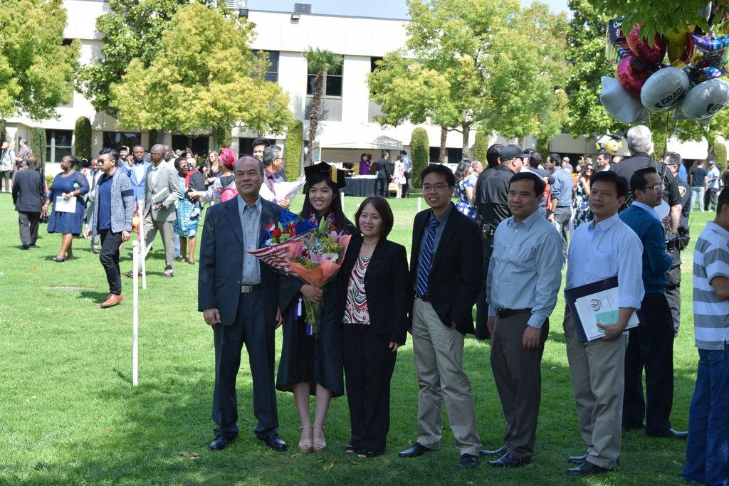 School of Pharmacy 2016 Commencement