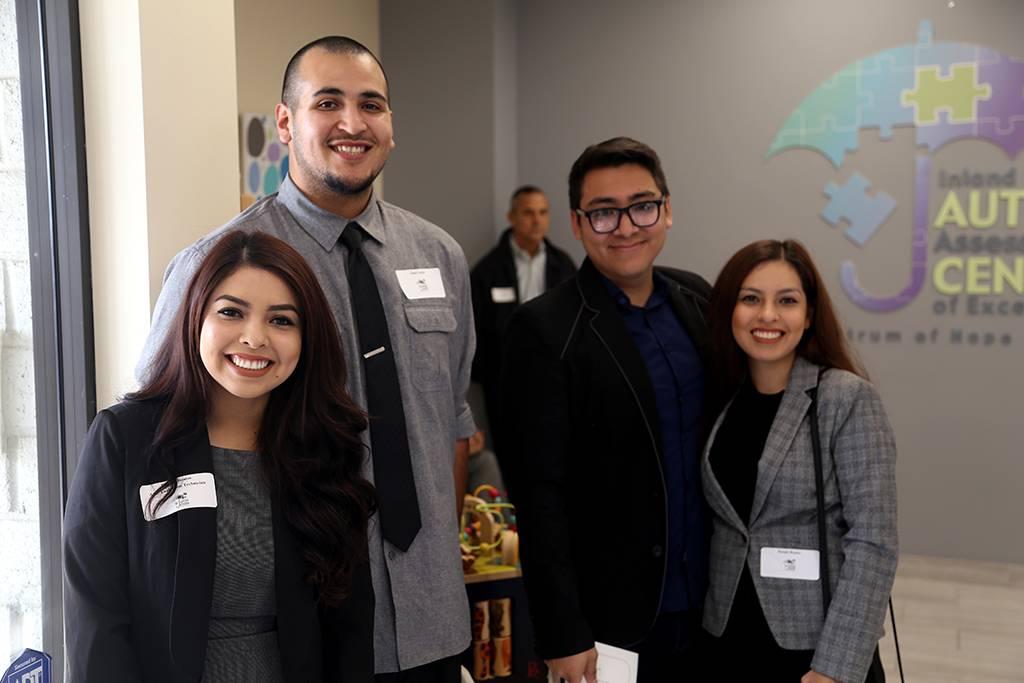 Daenna Ramos, Juan Carlos, Miguel Duarte, and Dangie Ramos.