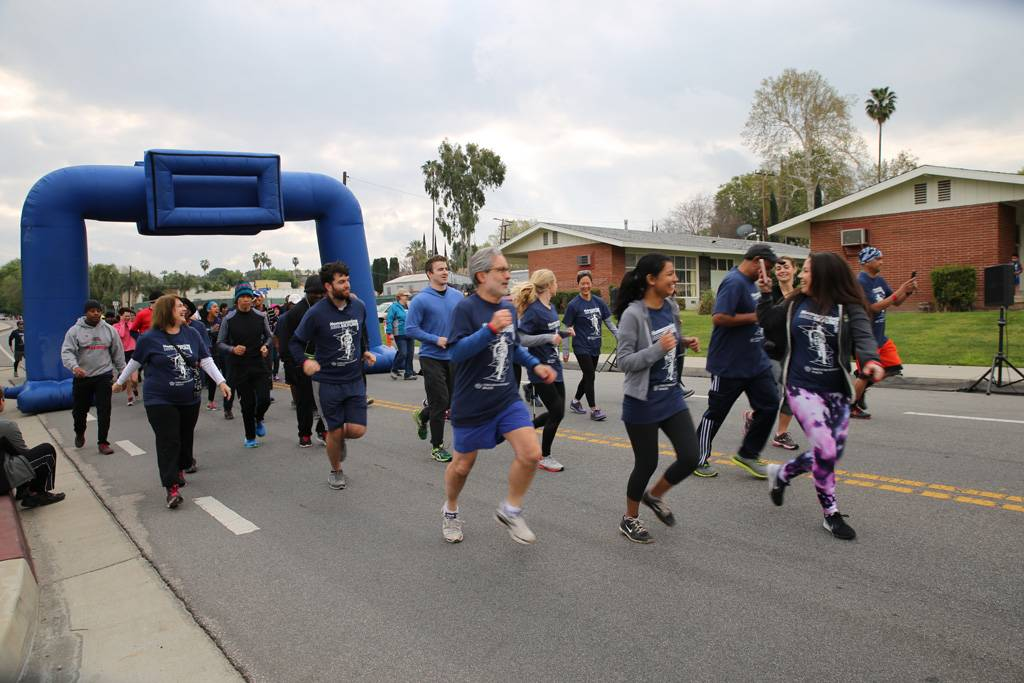 2017 Homecoming 5K Fun Run/Walk