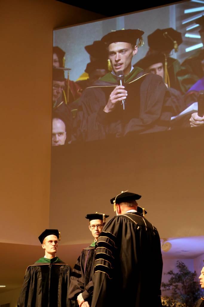 LLUSM Baccalaureate 12