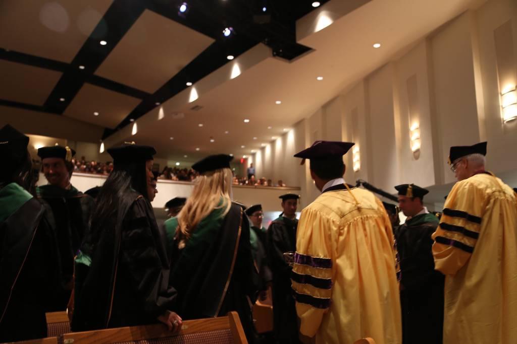 LLUSM Baccalaureate 35