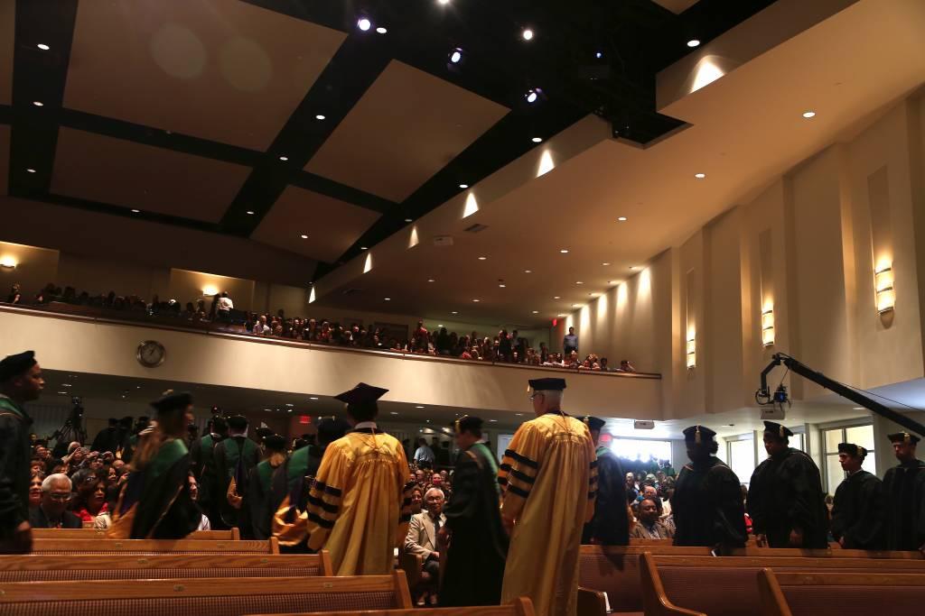 LLUSM Baccalaureate 40