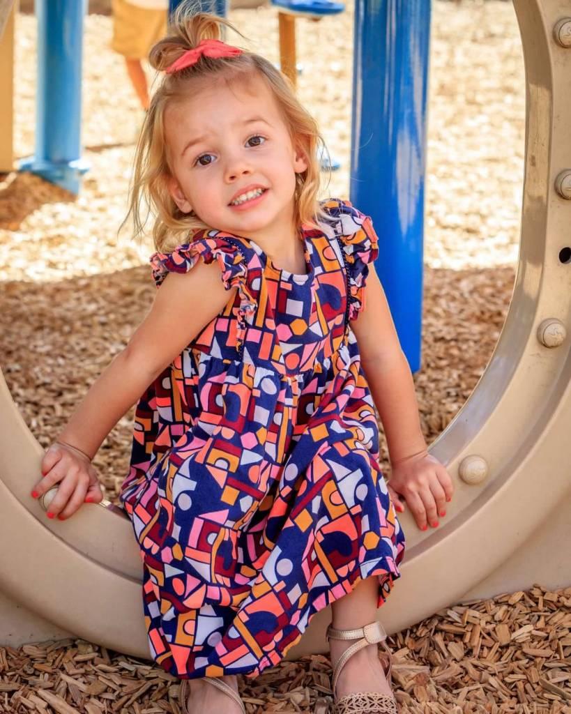 Vivian at the park