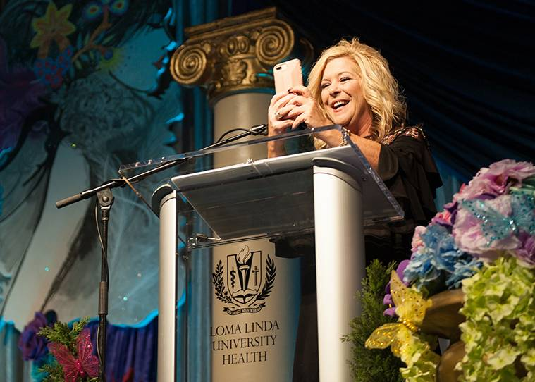KFRG radio personality Heather Froglear served as host of the 2018 Women's Health Conference.