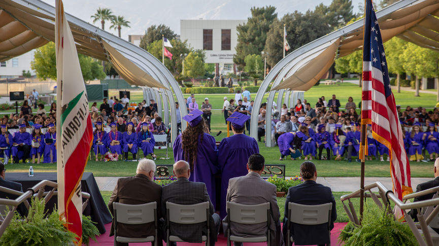 42 graduate from San Manuel Gateway College's medical certificate programs